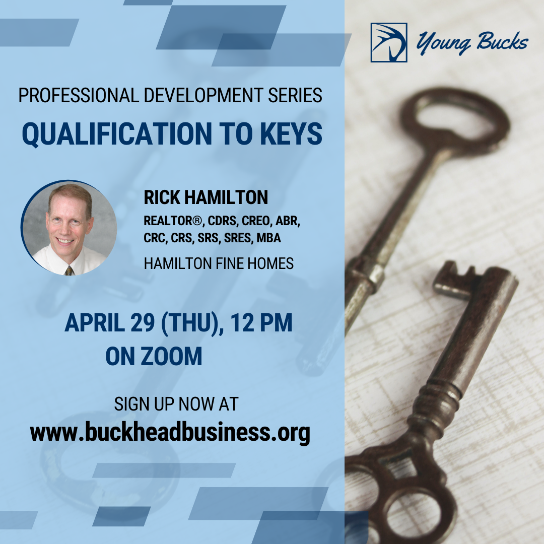 Rick Hamilton Young Bucks BBA
